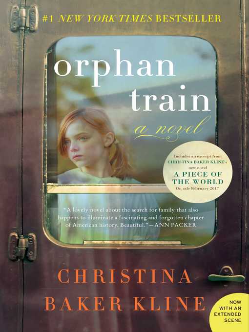 Cover of Orphan Train